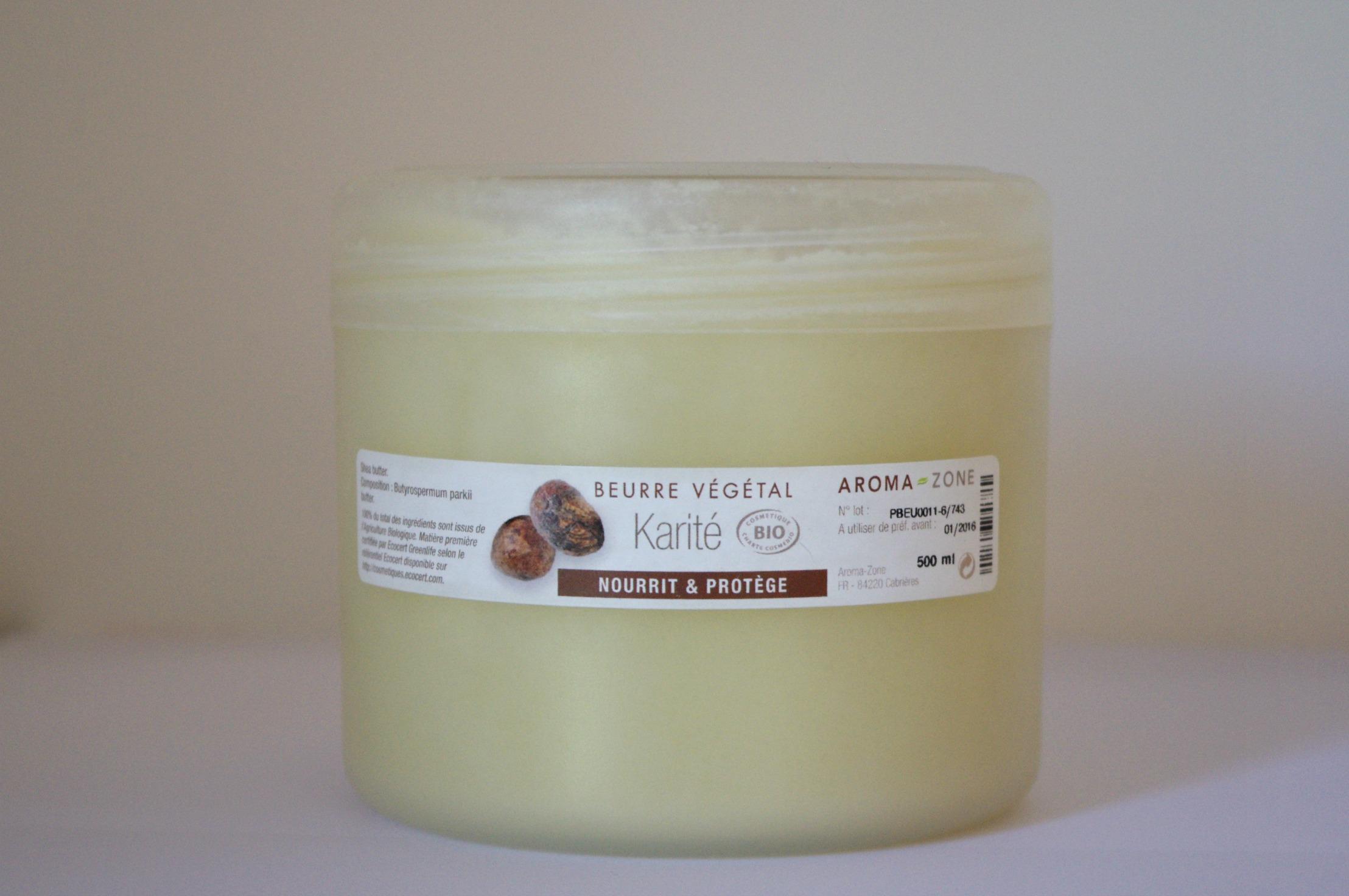 beurre-karite-aroma-zone