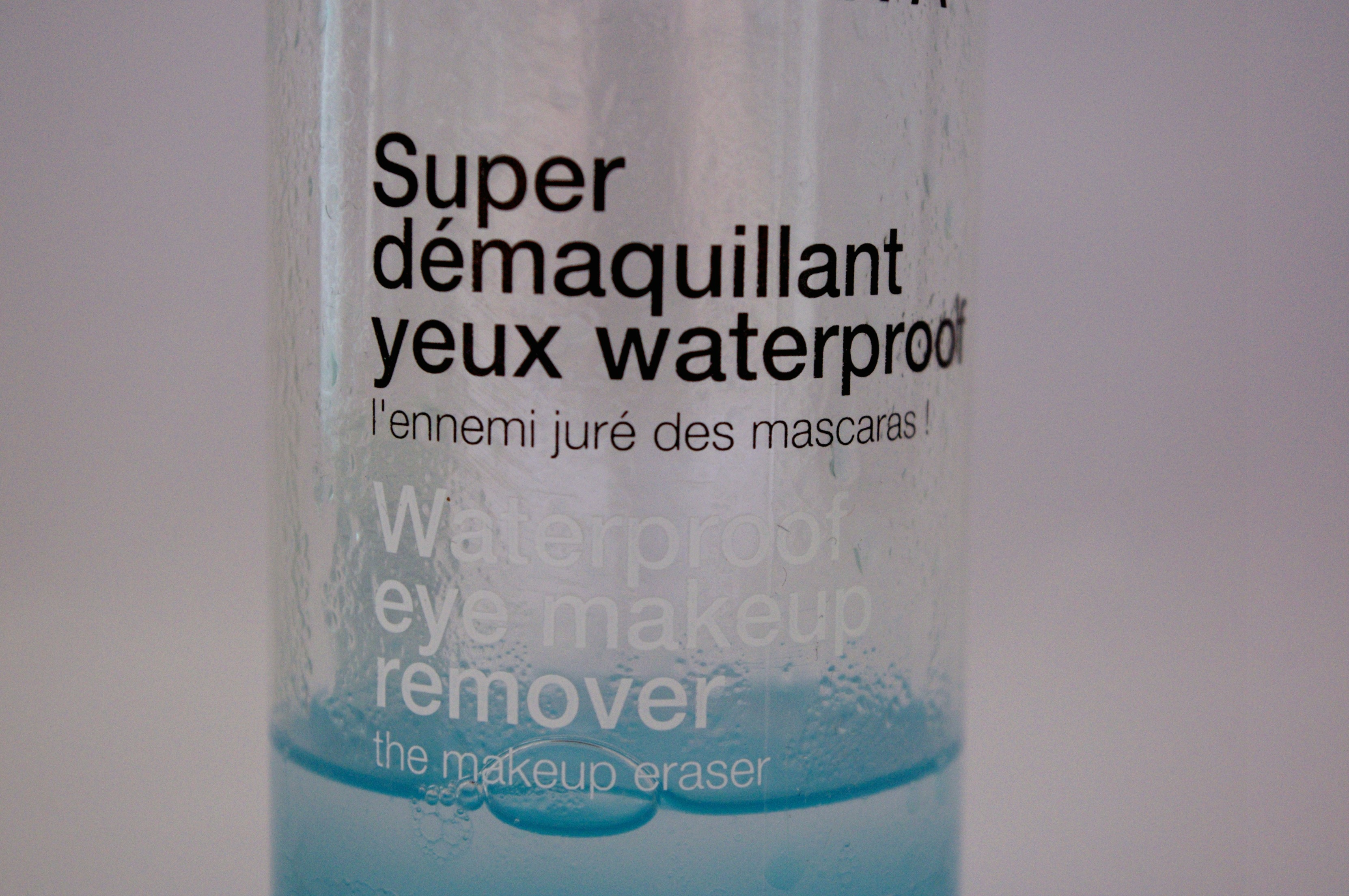super démaquillant yeux waterproof sephora 2