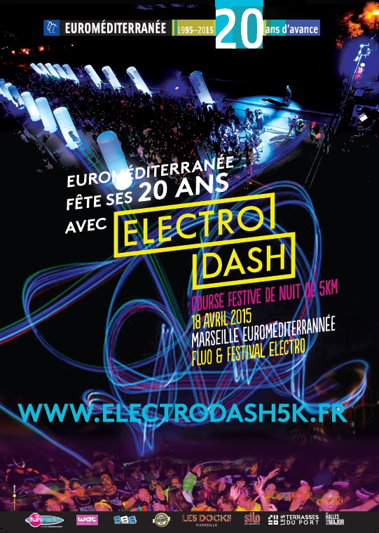 affiche electro
